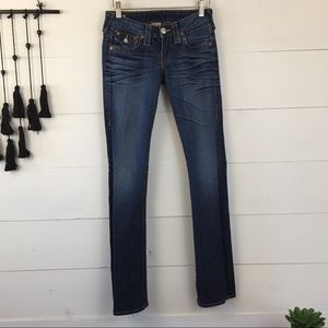 TRUE RELIGION Billy jeans size 25